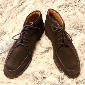Rockport Suede Chukka Shoe Sz 10
